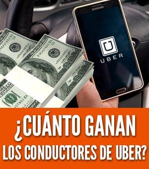 Cuanto dinero se gana con uber