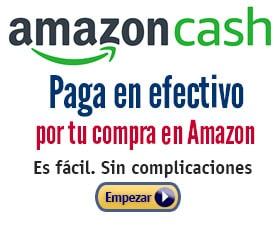 Amazon cash pagar con efectivo en amazon