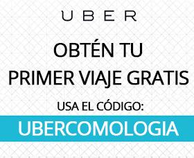 Uber o lyft código promocional viajes gratis