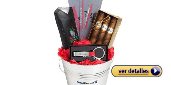 Cesta de regalo del dia de san valentin para el cesta de regalo