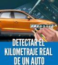 Detectar el kilometraje real de un auto usado