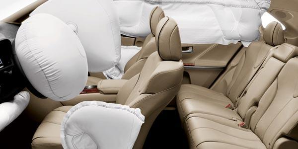 Historial de vehículos: fraude de airbags o bolsa de aire