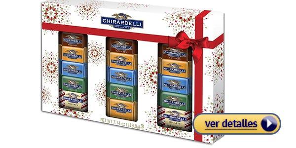 Ideas de regalos de San Valentín para hombres chocolates de degustacion