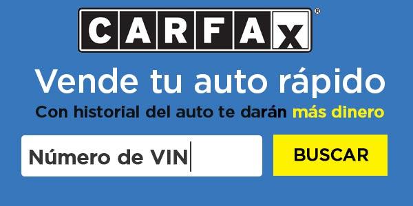 Más dinero al vender tu auto: Incluye un historial del vehículo