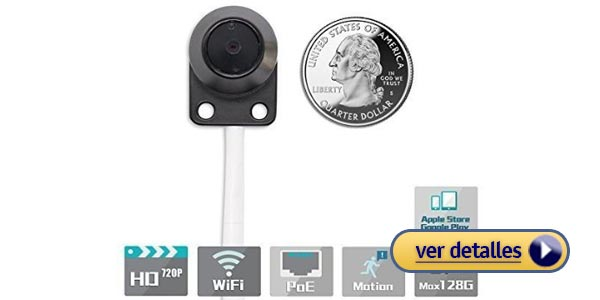 Mejores cámaras espías para niñeras: cámara HD Titathink TT520PW 720p