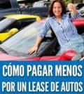 Pagar menos por un lease de autos