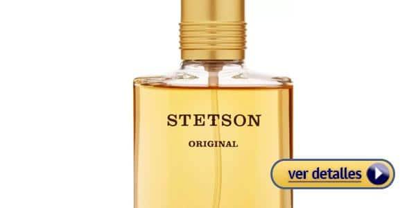 Perfume de hombre barato para regalar en san valentin stetson