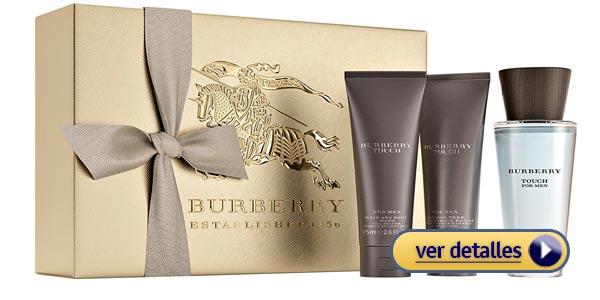 Perfume para el en el Día de San Valentín: Burberry Touch for Men