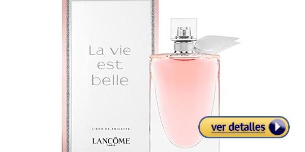 Perfume para mujeres en san valentin perfume la vie est belle de lancome