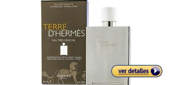 Perfumes de hombre para regalar el dia de los enamorados hermes terre
