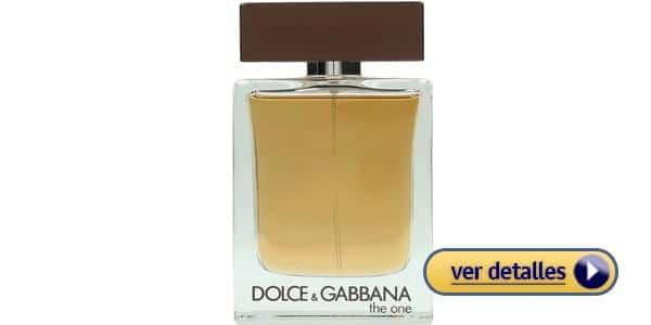 Perfumes de hombre para regalar en san valentin the one de dolce gabbana