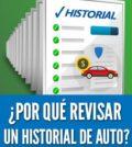 Por qué revisar un historial de auto barato