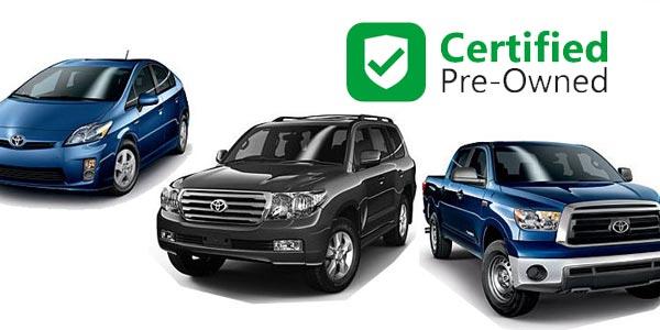 Qué es un auto certified pre owned carro