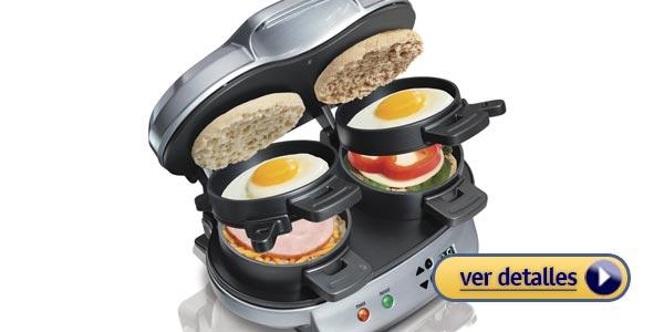 Regalos baratos del dia de san valentin para el maquina de desayuno y sandwich