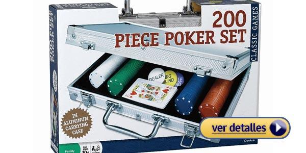 Regalos baratos del dia de san valentin para el set de poker