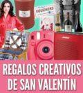 Regalos creativos del Día de San Valentín
