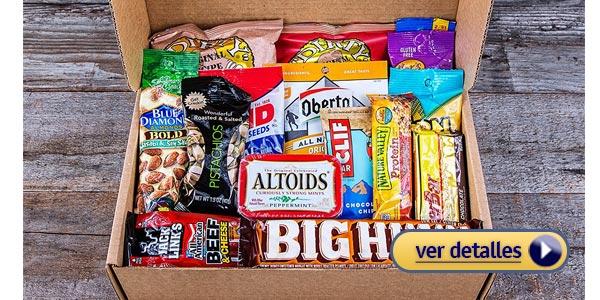 Regalos del dia de san valentin para el caja de golosinas