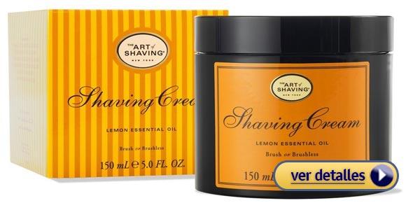 Regalos del dia de san valentin para el crema de afeitar the art of shaving