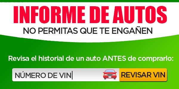 Alternativa a carfax informe de autos reporte vehiculos