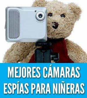 Mejores cámaras espías para niñeras