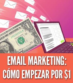 Empezar el email marketing
