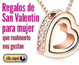 Ideas de regalos baratos para san valentin para mujeres