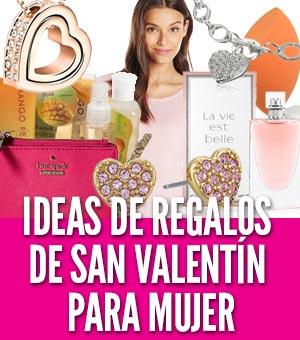 Ideas de regalos para mujeres de san valent n 2018 - Ideas para regalo de san valentin ...