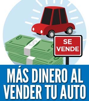 más dinero al vender tu auto