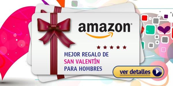 Mejor regalo de san valentín para hombres amazon barato
