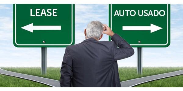 Comprar un auto usado o lease mejor opcion arrendar