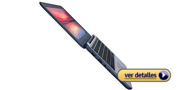 Mejor laptop para regalar asus chromebook flip
