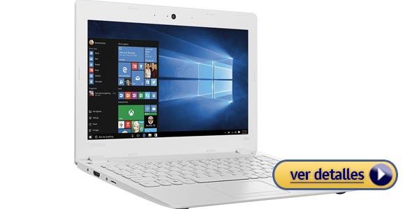 Mejores portatiles para regalar a estudiantes lenovo ideapad 100s