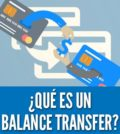 Que es un balance transfer