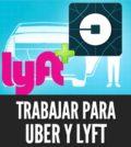 Trabajar para uber y lyft