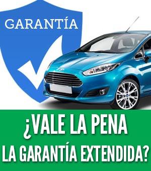 ¿Vale la pena comprar la garantía extendida para autos?