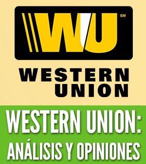 Western Union análisis opiniones