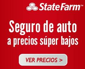 seguro de auto baratos compañía statefarm