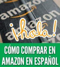 comprar en Amazon en español