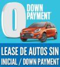 Empezar un lease sin dar down payment o pago inicial
