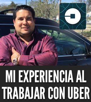 Experiencia al trabajar con uber cuanto dinero se gana con uber