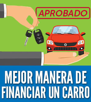 Mejor manera de financiar un carro prestamo de autos