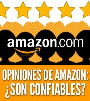 Opiniones de amazon reviews comentarios confiables