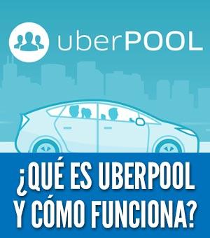 qué es UberPOOL y cómo funciona