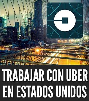 Trabajar con uber en estados unidos