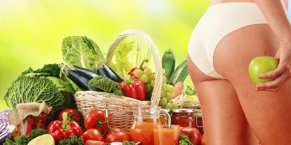 Acabar con la celulitis de piernas y gluteos cambia tu dieta