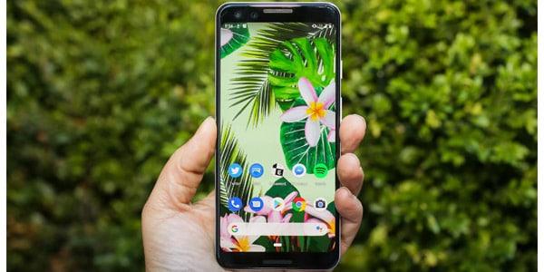 Google Pixel 3 mejores celulares