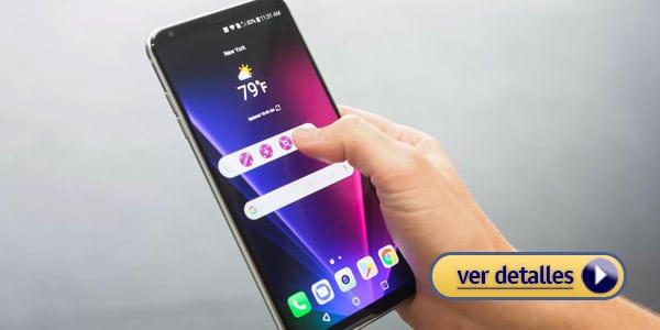 LG V30 celulares 2018