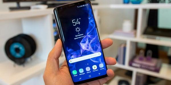 Samsung Galaxy S9 mejores moviles