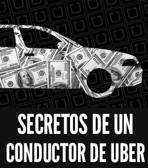 Secretos de un conductor de uber