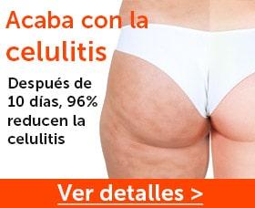 Ejercicios para acabar con la celulitis